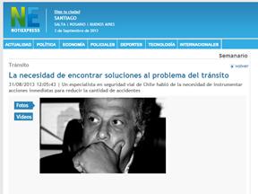 Conferencias en Argentina